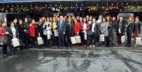 METAL İŞ - Tes-İş Sendikası Aydın Şubesi Kadınları Unutmadı
