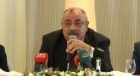 ABDURRAHMAN BULUT - Tuğrul Türkeş'ten 'Kıbrıs' Açıklaması