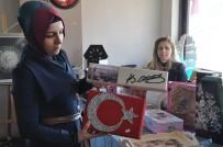 KADER - Tunceli'de, Kadınlar El Emeklerini Sergiledi