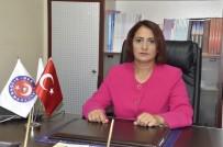 TÜRK SAĞLıK SEN - Zengin, 8 Mart'ta Kadınların Sorunlarına Dikkat Çekti
