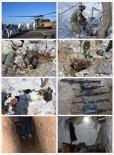 KURU FASULYE - 11 Teröristin Öldürüldüğü Operasyondan Kareler
