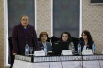 İLYAS ÇAPOĞLU - 8 Mart Dünya Kadınlar Günü Erzincan Belediye Sarayında Düzenlenen Programlarla Kutlandı