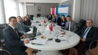 TEKNOLOJİK İŞBİRLİĞİ - AİA Koordinasyon Toplantısı Samsun'da Yapıldı
