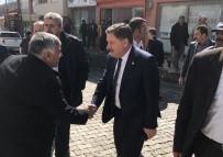 ABDÜLMECIT - AK Partili Özbek'e Şemdinli'de Sıcak Karşılama