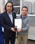 Akdağmadeni'nde 10. Kan Bağışını Yapan 5 Kişiye Bronz Madalya Verildi
