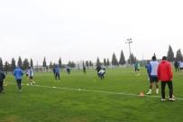 MUSTAFA YUMLU - Akhisar Belediyespor'da Trabzonspor Maçı Hazırlıkları Başladı