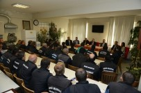 ALINUR AKTAŞ - Aktaş Park Bahçeler Müdürlüğü Personeli İle Buluştu