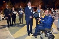 MEHTERAN TAKıMı - Aliağa'da Engelli Vatandaşlar İş Hayatına Kazandırılıyor