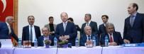 RECEP AKDAĞ - Bakan Akdağ Ve Başkan Sekmen İspir'de Muhtarlarla Buluştu