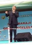 MILLI PARKLAR GENEL MÜDÜRLÜĞÜ - Bakan Veysel Eroğlu, Cuma Günü Uşak'a Geliyor
