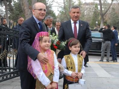 Başbakan Yardımcısı Şimşek Burdur'da