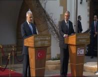 KIBRIS CUMHURİYETİ - Başbakan Yıldırım'dan Güney Kıbrıs Rum Yönetimine Tepki