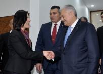 ABDURRAHMAN BULUT - Başbakan Yıldırım, Meclisi Başkanı Siber İle Bir Araya Geldi