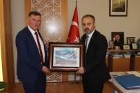 VEZIRHAN - Başkan Duymuş'tan İnegöl Ve Yenişehir Belediyelerine İstişare Ziyareti