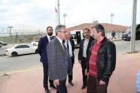 GEBZELI - Başkan Köşker, Esnaf Ve Vatandaşları Ziyaret Etti