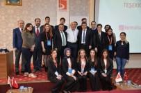 KEMAL ŞAHIN - Başkan Yağcı, Şeyh Edebali Üniversitesi'nde