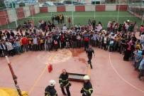 YANGIN TATBİKATI - Bilecik'te Deprem Ve Yangın Tatbikatı