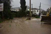 TURGUTREIS - Bodrum'u Sel Vurdu