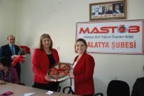 SELİN SAYEK BÖKE - CHP Parti Sözcüsü Böke'den MASTÖB'e Ziyaret
