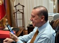 LÖSEMİ HASTASI - Cumhurbaşkanı Erdoğan'dan Duygulandıran Görüşme