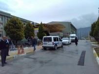 SERVERGAZI - Denizli'de hastanede korkutan patlama!