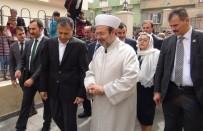 AHMET ÇELIK - Diyanet İşleri Başkanı Görmez, Kudüs'teki Ezan Yasağını Değerlendirdi