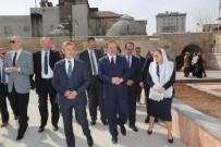 AHMET ÇELIK - Diyanet İşleri Başkanı Mehmet Görmez Şıh Meydanını Gezdi