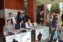 BÖBREK HASTALIĞI - Dünya Böbrek Gününde Diyaliz Hastaları Ziyaret Edildi