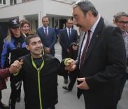 TOPLUM DESTEKLI POLISLIK - Engelli Çocuklardan Baş Müdüre Hayvanat Bahçesi Teşekkürü