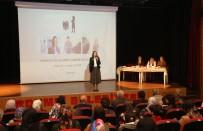 KADINA ŞİDDET - Erdemli'de Kadınlara Özel Program