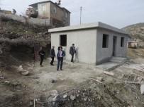 Fakir Ailelerin Onarılan Evlerini Kaymakam Avcı Denetledi