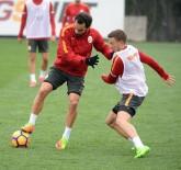 FLORYA METIN OKTAY TESISLERI - Galatasaray, Gençlerbirliği Maçına Hazırlanıyor