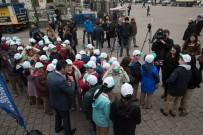 SIMÜLASYON - Gaziosmanpaşalı Öğrenciler 7.4 Büyüklüğündeki Depremi Yaşadı