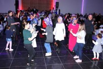 TÜRK METAL SENDIKASı - Gülüçlü Bayanlar Kadınlar Gününde Doyasıya Eğlendi