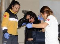 KADIN POLİS - Hamile kadını önce gasp ettiler sonra...