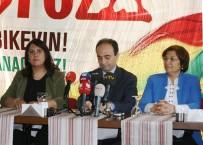 LEYLA GÜVEN - HDP, DBP Ve DTK, Nevruz Programını Açıkladı