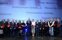 HABER KAMERAMANLARI DERNEĞİ - İHA'ya Ödül Yağdı