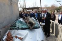 MEHMET METİNER - İstanbul Milletvekili Metiner Deprem Bölgesinde