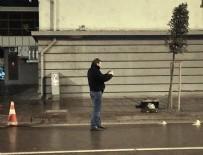 ALSANCAK - İzmir'de silahlı saldırı: 1'i ağır 4 yaralı