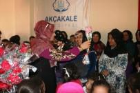 KADINA ŞİDDET - Kadınlar Gününde Kadın Kültür Merkezini Açtılar