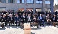 MEHMET AKTAŞ - Karabük'te Çiftçilere Fidanlar Ve Arısız Kovan