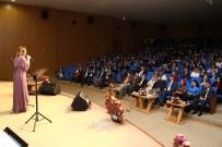 NECDET AKSOY - KBÜ'de 8 Mart'a Özel Unutulmaz Bir Konser