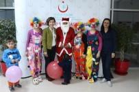 FİLM GÖSTERİMİ - Kemer Devlet Hastanesi'nde Sinema Gösterimi Devam Ediyor