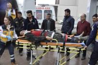 Konya'da İnşaatta Göçük Açıklaması 3 Yaralı