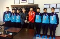 MUSTAFA EREN - KUTSO Mesleki Ve Teknik Anadolu Lisesinden Türkiye Birinciliği