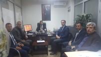 GÖKHAN KARAÇOBAN - MASKİ'den Alaşehir'deki Yatırımlara Yerinde İnceleme