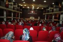 KERMES - 'Medeniyetin Son Kalesi Kadın' Konferansı Verildi