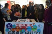 TÜKETİCİLER BİRLİĞİ - Melikgazi Kız Öğrenci Yurdu'nda Kutlama