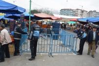 PAZARCI ESNAFI - Müşteriye Hakaret Edince Tezgahı 2 Hafta Kapatıldı