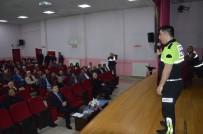SELAMI KAPANKAYA - Niksar'da Servis Şoförlerine Seminer Verildi